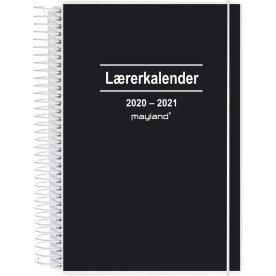 Mayland 20/21 Kalender | Lærer 2i1 | A5 | Uge