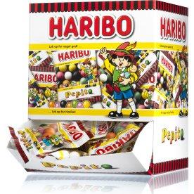 Haribo Pepito, 100 poser á 10 gr.