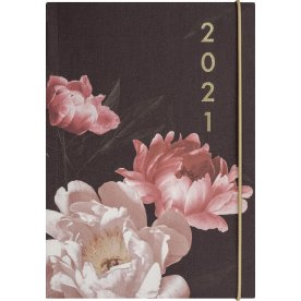 Mayland 2021 Kalender | Int. | A5 | Uge | Indb.