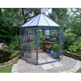 PALRAM Oasis hexagonalt drivhus 6,1 m2
