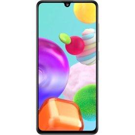 """Samsung Galaxy A41 64GB 6,1"""" smartphone, hvid"""