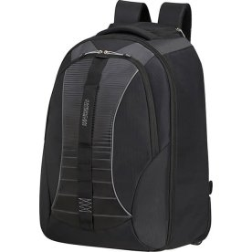 """American Tourister Fast Route 15.6"""" Rygsæk, sort"""