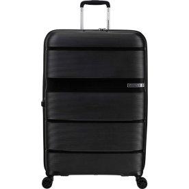 American Tourister Linex kuffert, 76 cm, sort