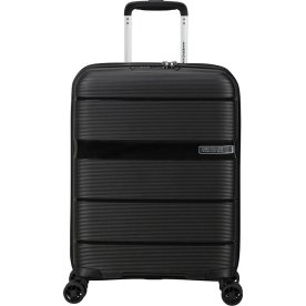 American Tourister Linex kuffert, 55 cm, sort