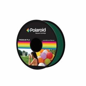 Polaroid PLA 3D Filament, 1.75mm, mørkegrøn, 1kg