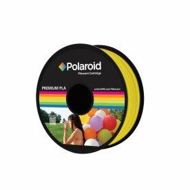 Polaroid PLA 3D Filament, 1.75mm, gul, 1kg