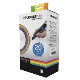 Polaroid Play PLA 3D Pen Filament pakke med 20 stk