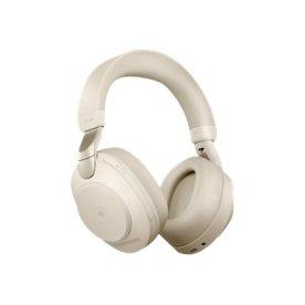 Jabra Evolve2 85 Link380a MS Stereo headset, beige