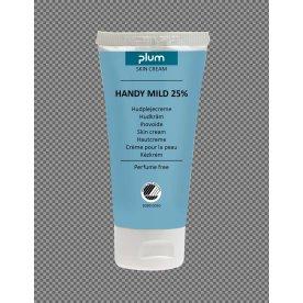 Plum Handy Mild 25 % Håndcreme, parfumefri, 50 ml