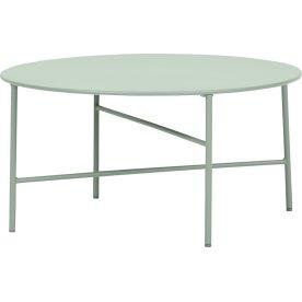 Pesetos bord, Ø70 x H35 cm, beige