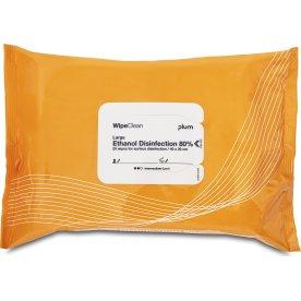 Plum WipeClean 80% Desinfektion | Medium | 20 stk