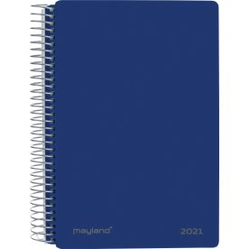 Mayland 2021 Kalender | Stor | Dag | Blå