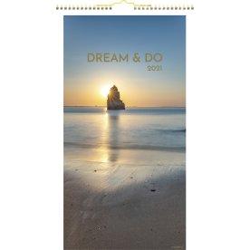 Mayland 2021 Vægkalender | Dream & Do