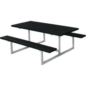 2. Sortering - Plus Basic bord-bænkesæt, Sort