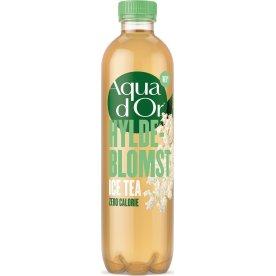 Aqua d'or Ice Tea hyldeblomst, sukkerfri 0,5 L