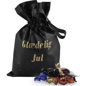 Den hyggelige gavesæk med chokolade 1 kg