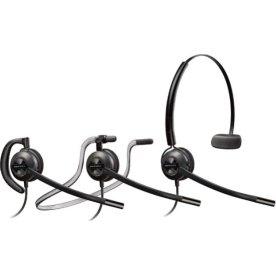Poly EncorePro HW540 mono headset, sort