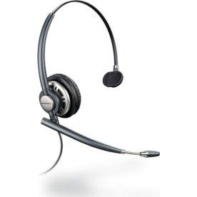 Poly EncorePro HW710 mono headset, sort
