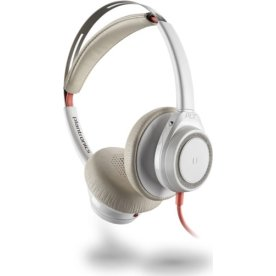 Poly Blackwire 7225 USB-A stereo headset, hvid