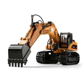 Gravemaskine, Excavator WL-model, m. fjernebetjen