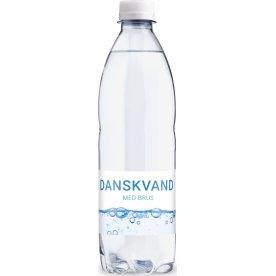 Danskvand med brus 0,5 L