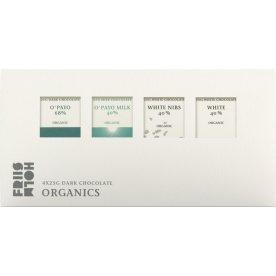 Friis-Holm Organics Dark chocolate 4x25g