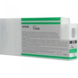 Epson T596B blækpatron, grøn