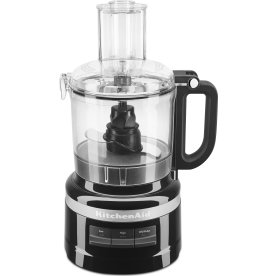 KitchenAid Foodprocessor 1,7 liter, Sort