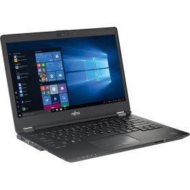 "Fujitsu Lifebook U749 14"" bærbar computer, sort"
