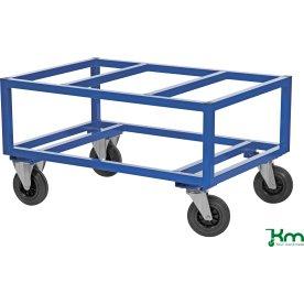 Palletransportvogn Høj, Blå
