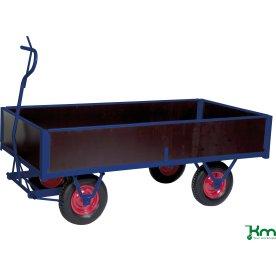 Tilkøb lave gavle til lagervogn heavy duty large