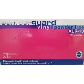 Vinylhandsker pudderfri, XL, 90 stk