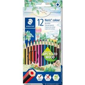 Staedtler Noris Color 185 Farveblyanter, 12 stk.