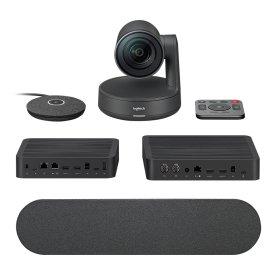Logitech Rally Ultra-HD ConferenceCam, sort