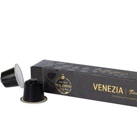 Real Coffee kaffekapsel Espresso Venezia, 10 stk.