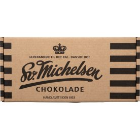 Sv. Michelsen Dessertchokolade, 18 stk, 225g