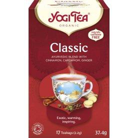 Yogi Tea Classic, 17 breve