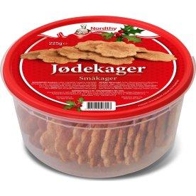 Nordthy Jødekager i dåse, 225 g