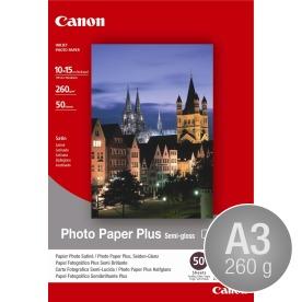 Canon SG-201 halvblank inkjetfoto, A3/260g/20ark