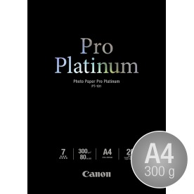 Canon PT-101 fotopapir, A4/300g/20ark