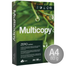 Multicopy Zero Kopipapir A4/80g/500ark