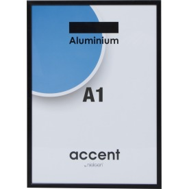 Accent Skifteramme A1, sort
