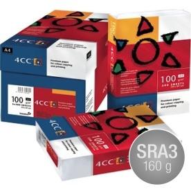 4CC ColorCopy laserpapir SRA3/160g/250ark