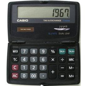 Casio SL210 TE lommeregner