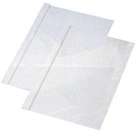 GBC Limbindsomslag, 20 mm, hvid