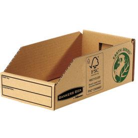 Bankers box (LxBxH) 306x154x104 mm 50 stk.