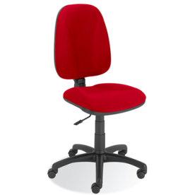 Emma kontorstol, rød