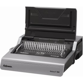 Fellowes Galaxy 500E comb binder elektrisk