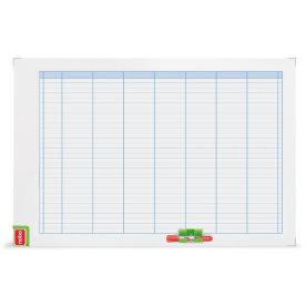 Whiteboardplanlægningstavle ugentlig 91x69 cm