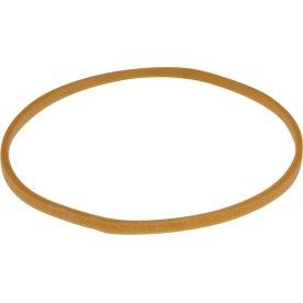 Elastikker nr. 16, 500g, 60mm, brun